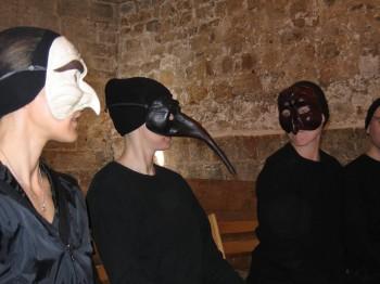 stage,masque,frédéric fialon,série illimitée